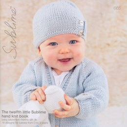 The Twelfth Little Sublime Hand Knit Book by Sublime - 665