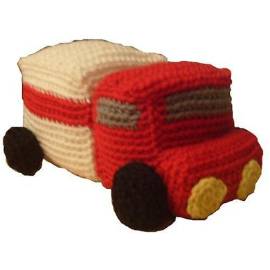 Amigurumi Ambulance