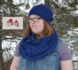 Kathy Hat & Infinity Scarf