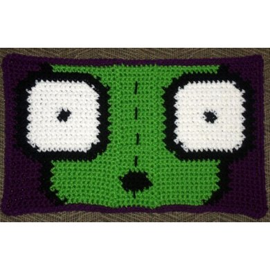 "GIR Inspired Graph for Bound Book STyle 7"" Tablet Cover Pattern"
