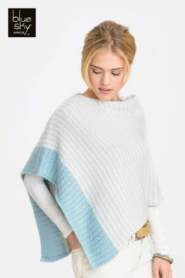 Bianca Wrap in Blue Sky Fibers - 20151 - PDF