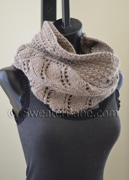 #208 Tiered Eternity Scarf