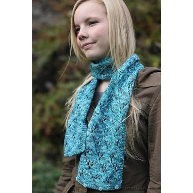 Summerly scarf and cowl