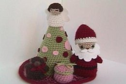Christmas Amigurumi Crochet Pattern Collection