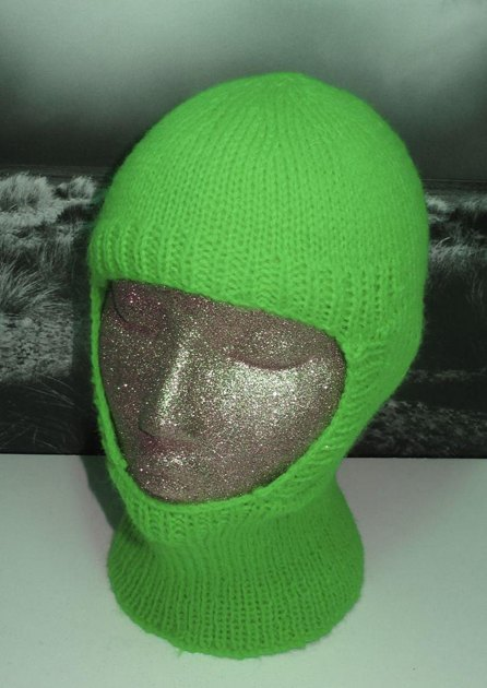 BALACLAVA AND BEANIE Knitting pattern by madmonkeyknits Knitting Patterns ...