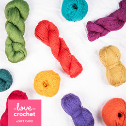 LoveCrochet eGift Card