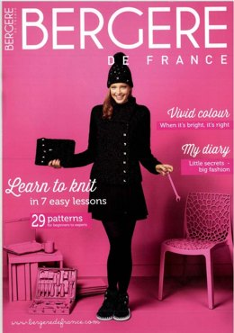 Bergere de France Magazine 175 - Yarn Generation