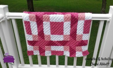 Malca Small Quilt Afghan