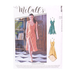 McCall's Misses' Dresses M8105F5 - Paper Pattern