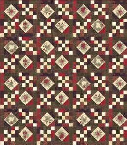 Moda Fabrics Winter Manor Kit