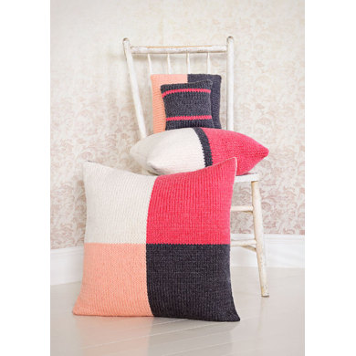4 Squared Pillows in Spud & Chloe Outer - 9211