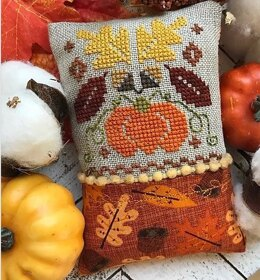 Luhu Stitches Little Fall Fling - Downloadable PDF