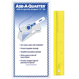 CM Design Add A Quarter Ruler 6 inch