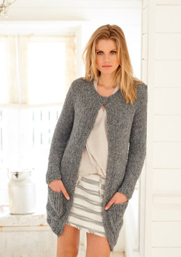Coat, Hat and Loop in Rico Fashion Boucle - 363 - Downloadable PDF