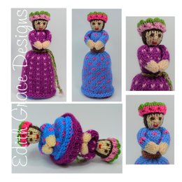 Lilles - Upside Down Doll
