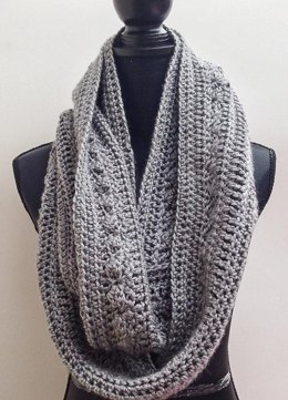 Sweet Clover Infinity Scarf