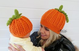 Playful Pumpkin Hat