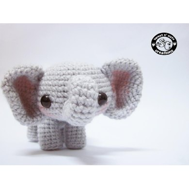 Amigurumi Sadie the Elephant