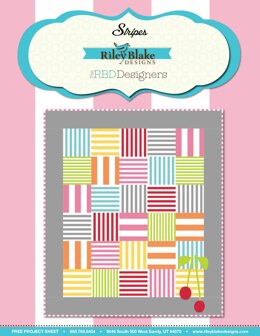 Riley Blake Stripes - Downloadable PDF