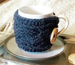 Cable Coffee Cozy
