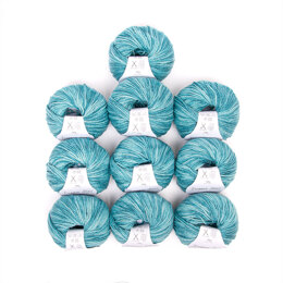Debbie Bliss Cashmerino Aran Tonals 10 Ball Value Pack