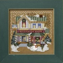 Mill Hill Needlework Shop Cross Stitch Kit