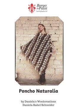 Poncho Naturalia in Borgo de' Pazzi – Firenze Naturalia - Downloadable PDF