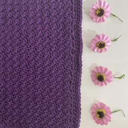Washcloth 2 - Mulberry
