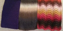 Cute and Cosy Scarves