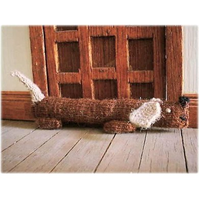 1:12th scale draught excluders