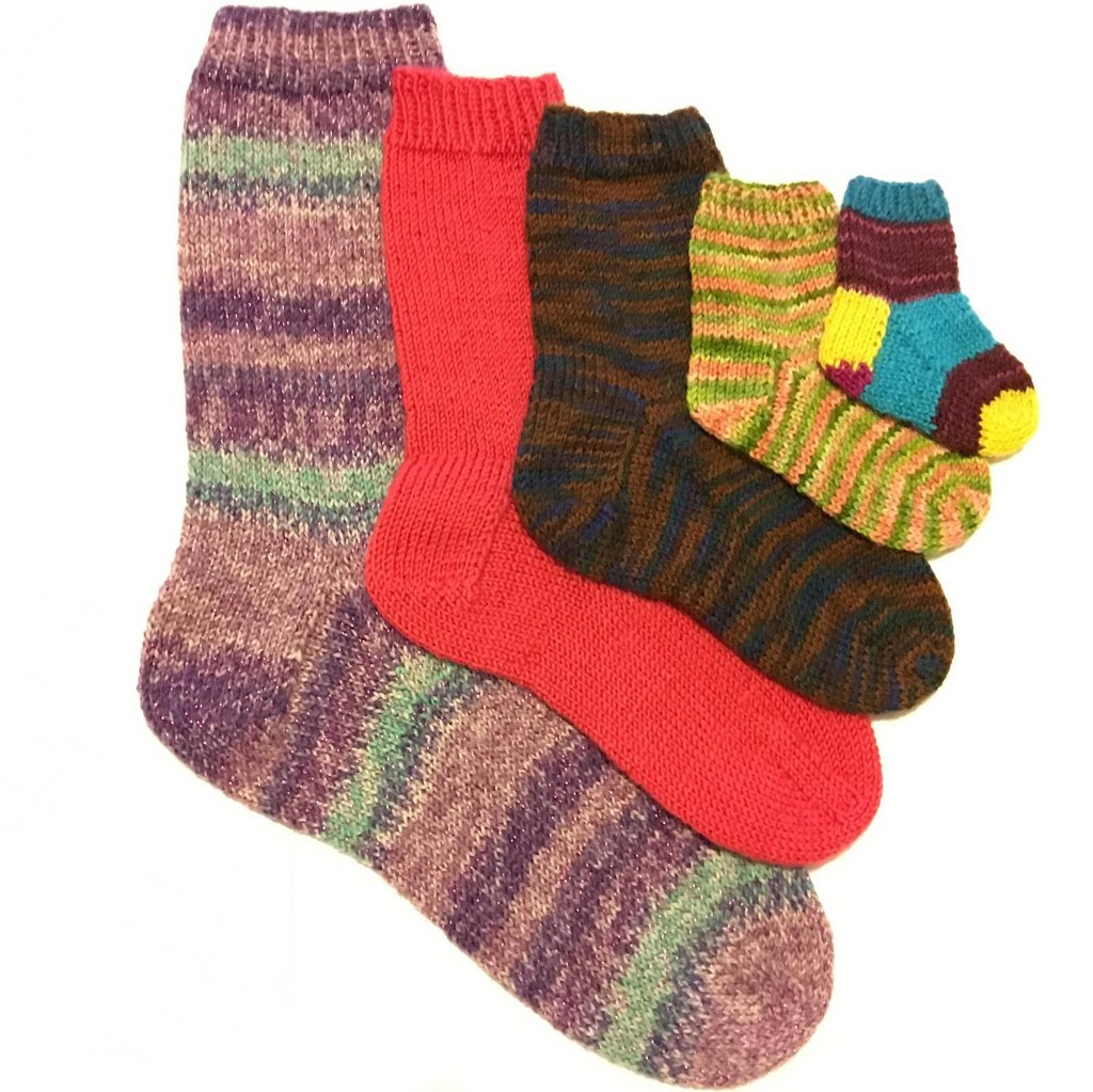 Easy ninja socks knitting pattern by bex hopkins zoom bankloansurffo Gallery