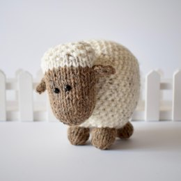 Moss the Sheep