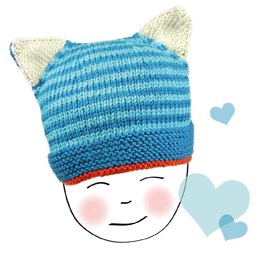Steffi's Cool Cat Hat Baby