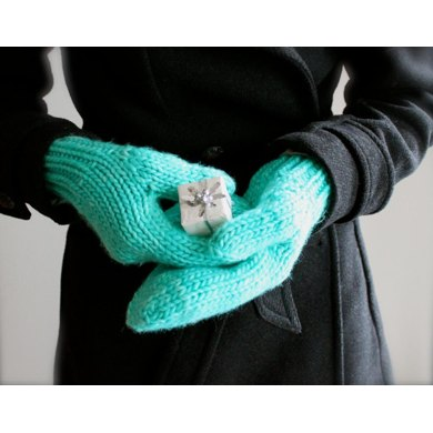 Fitted Mittens