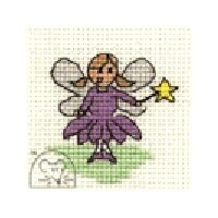 Mouseloft Stitchlets - Fairy Cross Stitch Kit