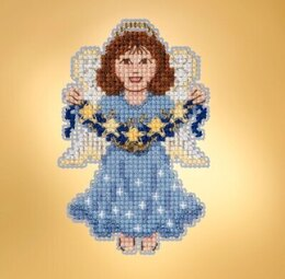 Mill Hill Winter Holiday - Celestial Angel Seasonal Ornament