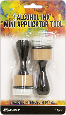 Ranger Tim Holtz Alcohol Ink Mini Applicator Tool - 377427