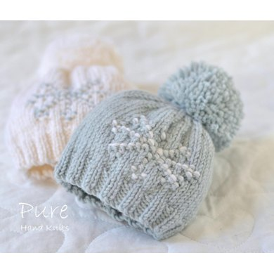 59a11a0e09f Kristin Bobble Hat.  4.48. off. Downloadable pattern. Independent Designer.  By Pure Hand Knits