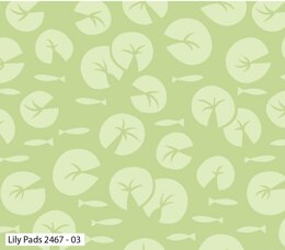 Visage Textiles Lily Pad Cut to Length - Lily Pads