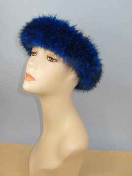 Luxury Luzia Faux Fun Fur Headband