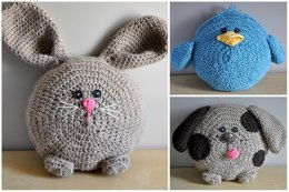 Spring Pals Pillow Pack