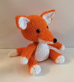 Knitkinz Fox - for Your Office