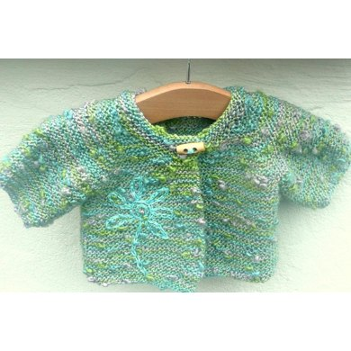Simple Seamless Baby Jacket