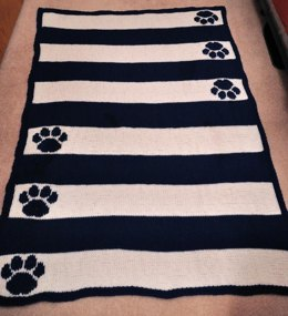 Team Spirit Afghan