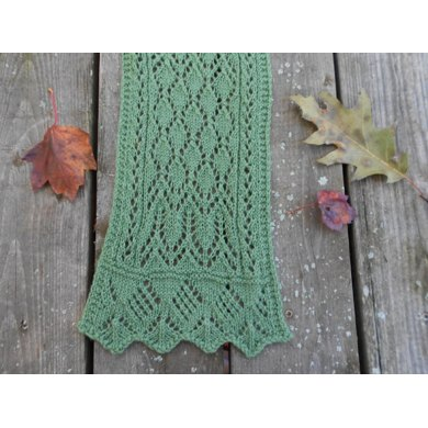 Lace for Mary Scarf
