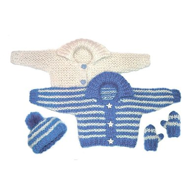 Child's Winter Sweater to Knit