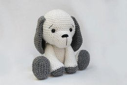 Amigurumi Crochet Dog Pattern
