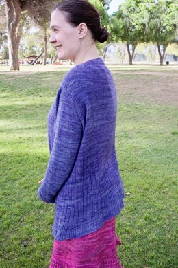 Open Cloud Cardigan