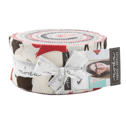 Moda Fabrics Bramble 2.5in Strip Roll