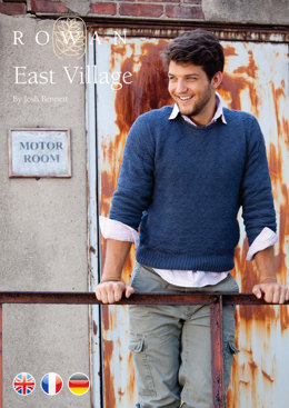 East Village in Rowan Creative Linen